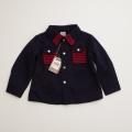 チャイルド 長袖のお洋服 ジャケット シャツ 90cm (1611-2178)