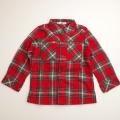 チャイルド 長袖のお洋服 ジャケット シャツ 120cm (1611-2196)