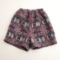 日本製 キムラタンMXG KIDSのキュロットスカート 5-6才用(110cm)/7-8才用(120cm)(1611-2405)