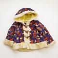 日本製 アカチャンホンポの裏ボア付き コート 24か月(1701-3096)