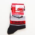 タカラトミー  トミカ  ソックス パトカー 靴下 16-18cm (C4C69071C)