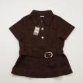 日本製 チャイルドのレイヤードのお洋服 7-8才 (1701-3372)