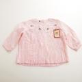 日本製 チルドレンの刺繍お洋服 Lサイズ(1702-3736)