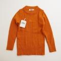 日本製 フクスケPimの上品な柔らかニットセーター 100cm/120cm (1702-3765)