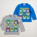 きかんしゃトーマス 長袖Tシャツ 100cm-120cm(741TM4011)