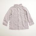 日本製 チャイルドの襟付きシャツ 2-3才用 (1703-4261)