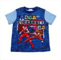 宇宙戦隊キュウレンジャー 半袖Tシャツ 100cm/110cm/120cm ( 2367373)