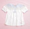 Souris(スーリー) のお洋服 5分袖Tシャツ 140cm (272127-8)