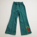 日本製 ロングパンツ 刺繍付き 8才用(1704-4557)