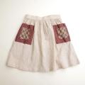 日本製 チャイルド ヌーボー・ファミーユのスカート 110cm (1705-5250)