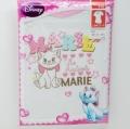 ディズニー!Marieマリーの三分袖スリーマ(R5402-10)