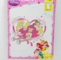 ディズニー!Princessプリンセスの三分袖スリーマ(R5400-10)
