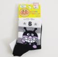 アンパンマン バイキンマン・靴下13〜19cm(187-2530-13-090)