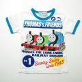きかんしゃトーマス 半袖Tシャツ 100cm(442TM0011-A-WT)