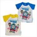 きかんしゃトーマス 半袖Tシャツ 100cm/110cm/120cm (642TM0011)