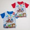きかんしゃトーマス 半袖Tシャツ 100cm/110cm/120cm (642TM0021)