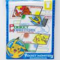 ポケットモンスター 半袖丸首シャツ(77S601)