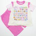 サンリオ ジュエルペットの半」袖パジャマ(2137594A)