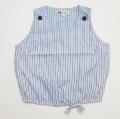 日本製 チルドレン ストライプのお洋服 5-6才用 (F16-4731)