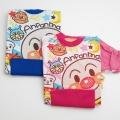 アンパンマン 腹巻付 袖ロールアップ長袖パジャマ 80〜95cm(EA2302)