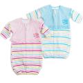 新生児 ドレス&カバーオール 50-60cm (283122)