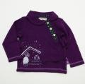 mother goose(マザーグース)長袖Tシャツ  (11030-124)