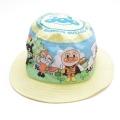 アンパンマン 帽子 黄色48、50cm (SA9720)