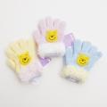 日本製 Disney(ディズニー) プさん ひも付き手袋 のびのび五指タイプ 13cm 日本製 (J151101-5)