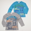 ドラゴンボール 長袖Tシャツ100-130cm(54B302)
