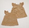 日本製 チャイルドのジャンパースカート1-2才/2-3才(J16-0552)