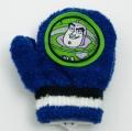 ディズニー トイストーリ 笛付き ミトン手袋 ブルー(L126874)