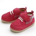 フクスケ CHICO こども靴 赤色 (380-2284-RED)