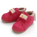 フクスケ ディズニー プー こども靴 赤色 13cm(334-2515-RED)