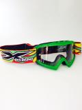 X-Brand キッズ用ゴーグル ''X-GROM'' Liquid フローグリーン