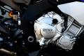 Suter Racing Yamaha R6 ビレット エンジンクラッチ2次カバープロテクター 2006-2017