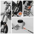 モトマスター (Moto Master) フロントブレーキホース