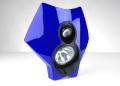 Trail Tech トレイルテック DUAL SPORT HEADLIGHT X2 青・ブルー