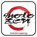 MOTO禅デカールステッカー