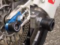 Suzuki DRZ400SM用 フロント&アクスル ブロック スライダー