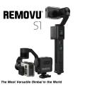 REMOVU S1 スマートジンバルGoProカメラ/Sonyカメラ/iPhone用