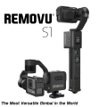 REMOVU S1 スマートジンバルGoPro Hero5用