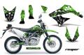 AMR デカール フルキット Kawasaki KLX125  2010-2016