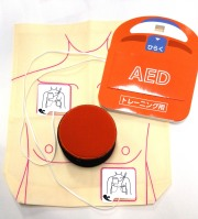 アクトキッズ AED+CPR トレーニングキット