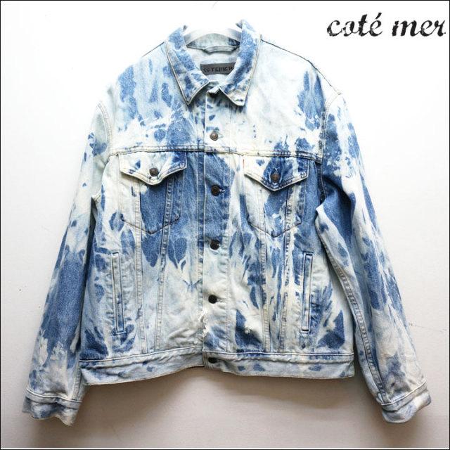 COTEMERのデニムジャケット