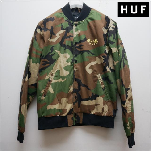 HUFのジャケット