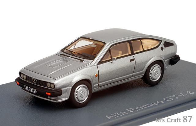 【NEO】アルファロメオ GTV-6