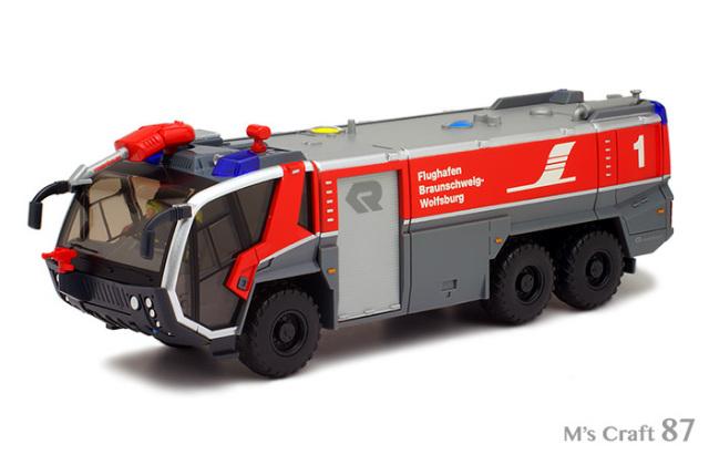 【ヴィーキング】ローゼンバウアー 空港消防車