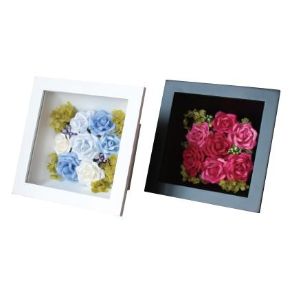 【まゆ細工】COCOON FLOWER GIFT BOX