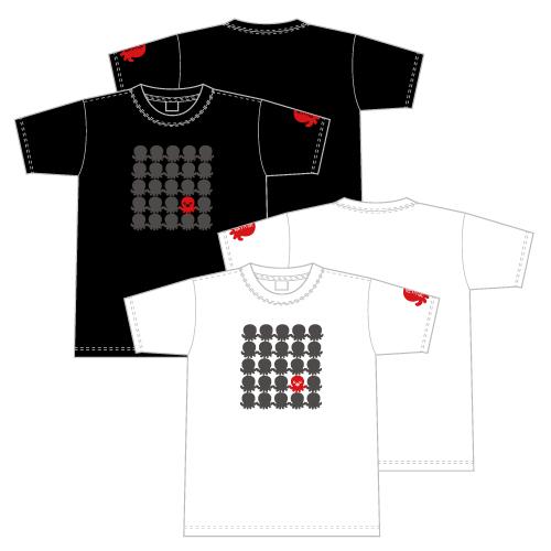 オクトパス君オリジナルTシャツ
