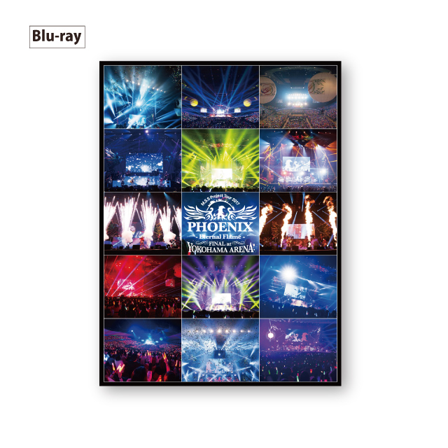 M.S.S Project~PHOENIX-Eternal Flame-~FINAL at 横浜アリーナBlu-ray[2枚組]【通常盤】
